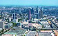 EinHauch von Manhattan: Wohntürme wachsen in den Himmel