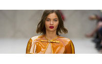 Mucho colorido y estampados imposibles en la Semana de la Moda de Londres