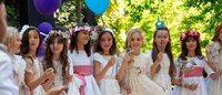 La moda de comunión y ceremonia vuelve a Madrid en el Día Mágico by FIMI