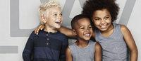 David Beckham desenvolve linha infantil para H&M