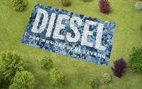Diesel s'engage de plain-pied dans le denim écoresponsable