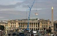 L'Hôtel de Crillon rouvrira le 5 juillet après quatre ans de travaux