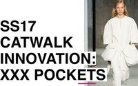 Geraldine Wharry: S/S 2017 Catwalk Innovation: XXX Pockets