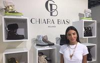 Chiara Biasi debutta nelle calzature con la bolognese Rubber