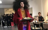 Doublet's Paris Fashion Week show oozes charm and humour