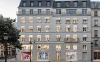 Dior inaugura boutique XXL na rua Saint-Honoré em Paris