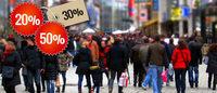 Nueve de cada diez consumidores cree que las autoridades no les protegen frente a fraudes en rebajas, según Facua