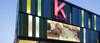 Shoppingcenter-Eröffnung im Zentrum von Kaiserslautern