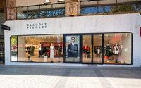 Claudie Pierlot a ouvert sa nouvelle adresse phare sur les Champs-Elysées
