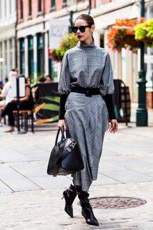 Street Fashion New York N322