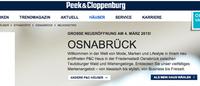 Peek & Cloppenburg in Osnabrück neu eröffnet