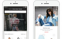 Who What Wear enters mobile arena with new 'Shop' app
