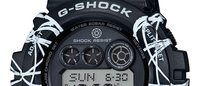 Casio G-Shock partners with Futura for a third release