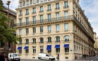 Adidas en plein boost à Paris