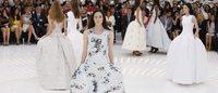 Paris Haute Couture: Dior e il 700 che diventa contemporaneo