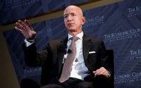 Bezos to give reins to cloud boss Jassy as Amazon's sales rocket past $100 billion