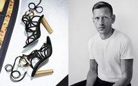 Paul Andrew presenta su nueva línea de calzado de Salvatore Ferragamo en México