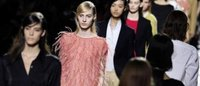 Dries Van Noten sparkles at Paris fashion