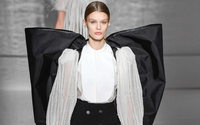 Stripped-back chic at Givenchy couture