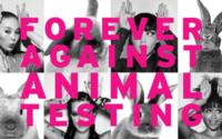 The Body Shop exige o fim dos testes em animais