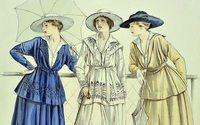 La mode féminine à l'époque de la Guerre 1914-1918 en exposition à Paris