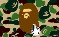 A Bathing Ape launcht weltweiten Online-Shop