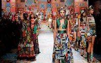 Dolce & Gabbana e o seu patchwork de azulejos sicilianos surpreendem Milão