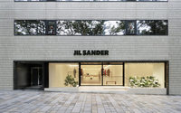 Jil Sander unveils new store format in Tokyo
