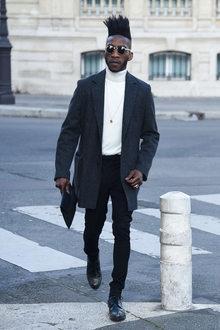 Street Fashion Paris N276