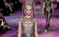 Feminismo na moda na Christian Dior