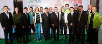  China's Peak to dress Olympic athletes for Slovenia