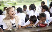 Кейт Хадсон и Майкл Корс против голода