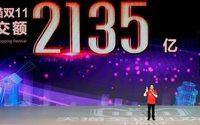 Alibaba : des ventes record de 27 milliards d'euros pour la fête des célibataires