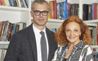 Paolo Riva steps down as Diane von Furstenberg CEO