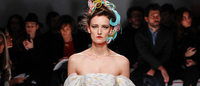 Couture punktet zum Start in Paris mit Schiaparelli-Premiere