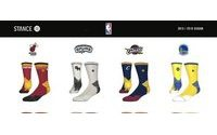 Stance to become the official sock provider of the NBA