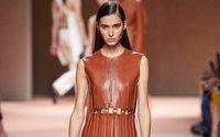 Hermès spotlights leather