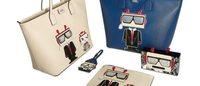 「カール・ラガーフェルド」がカプセルコレクション「カールロボット」を発売
