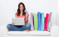 Los españoles gastaron de media un 38% más en compras online en 2017