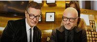 Dolce&Gabbana приехали на открытие нового бутика в Москву