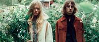 Momento família para o jeans 'hipongo' na Elle Suécia