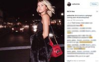 Sofia Richie stars in new Michael Kors campaign