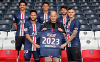 Replay signs with Paris Saint-Germain as denim partner