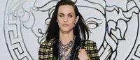 Mailänder Designerdefilees: Versaces Punkrebellion