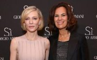 "Armani launches new fragrance ""Sì"" with Cate Blanchett"