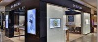 De Beers ouvre un nouveau magasin aux Galeries Lafayette