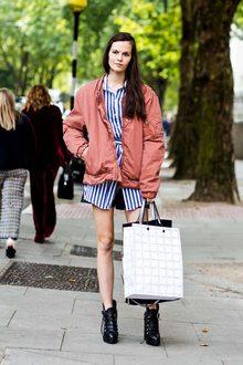 Street Fashion London N328