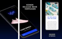 Adidas führt seine App Confirmed in Deutschland ein