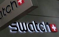 Swatch a renoué avec la croissance en Chine