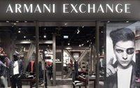 Armani Exchange открыл новый магазин в Москве